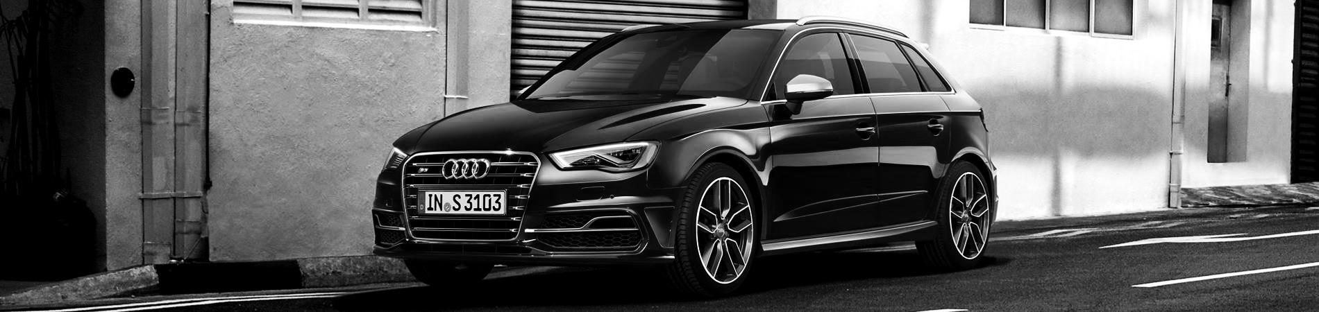 Audi A3 Audio Upgrade, beter geluid. - Gray Audio