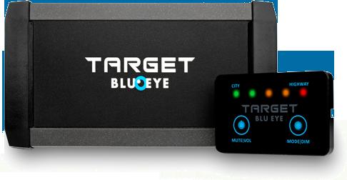 Target Blue Eye